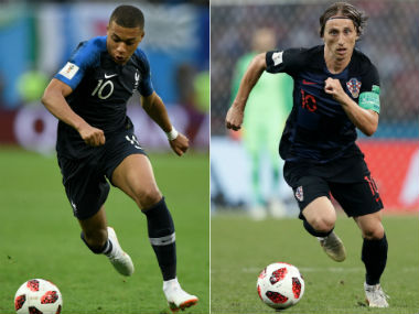 Highlights France vs Croatia FIFA World Cup 2018 final in Moscow France beat Croatia to win title