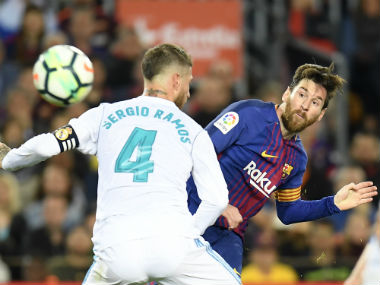 La Liga Barcelona to host Real Madrid in first El Clasico fixture as Spanish football officials unveil 201819 calendar