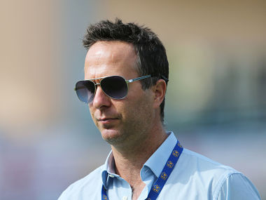 Cricket - West Indies v England - Second Test - National Cricket Ground, Grenada - 22/4/15 Television pundit and former England captain Michael Vaughan before the start of play Action Images via Reuters / Jason O'Brien Livepic - 13691979