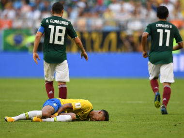 FIFA World Cup 2018 Neymar duped referee by playacting says Mexico coach Juan Carlos Osorio after loss