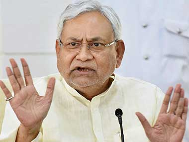 Bihar CM Nitish Kumar refuses to hike amount paid under welfare schemes cites low per capita income