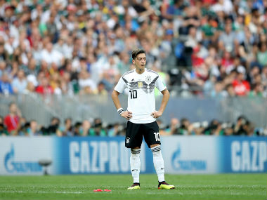 UEFA Nations League Mesut Ozils absence after racism fallout casts shadow over German national team