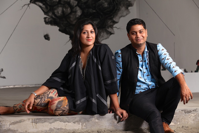 Experimenter gallerys Priyanka and Prateek Raja on how they put together the prestigious Curators Hub