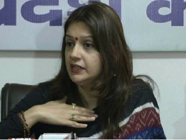Priyanka Chaturvedi quits Congress and joins Shiv Sena All you need to know about the entrepreneur womens rights activist