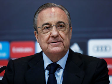 La Liga Real Madrid president Florentino Perez says squad will be strengthened by some brilliant signings