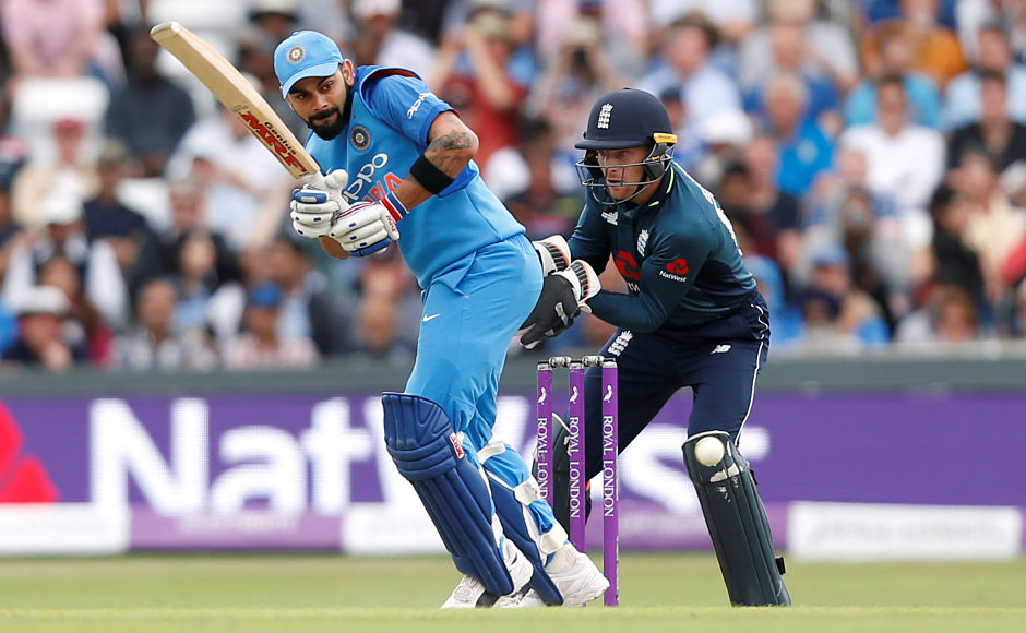 Joe Root Adil Rashid engineer series win against India as skipper Virat Kohli loses first bilateral series