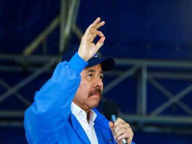 Nicaragua unrest Daniel Ortega defends parapolice violence against antigovernment protestors as US issues warning