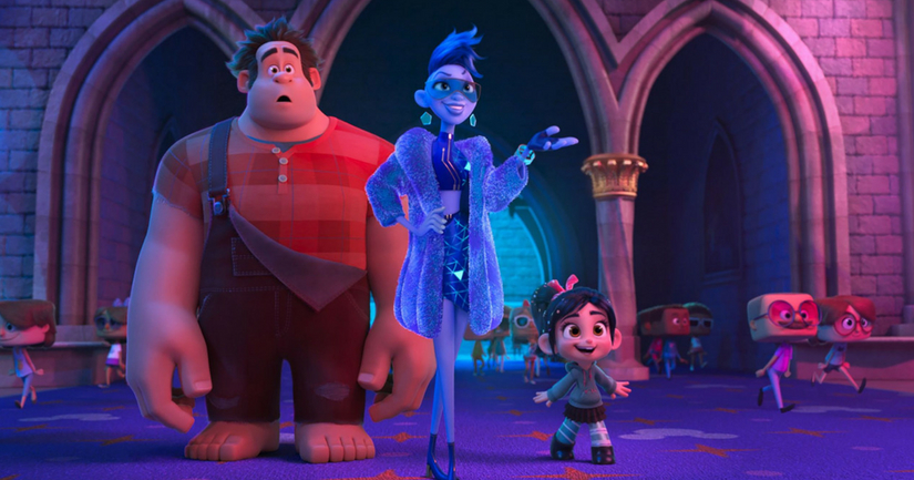 Ralph Breaks the Internet movie review A colourful engaging sequel that is just as effective as the original