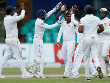 Sri Lanka registered their first Test series victory over South Africa since 2006. Reuters