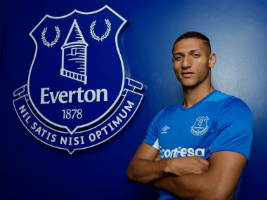Premier League Everton sign forward Richarlison from rivals Watford on fiveyear deal worth reported 40 million