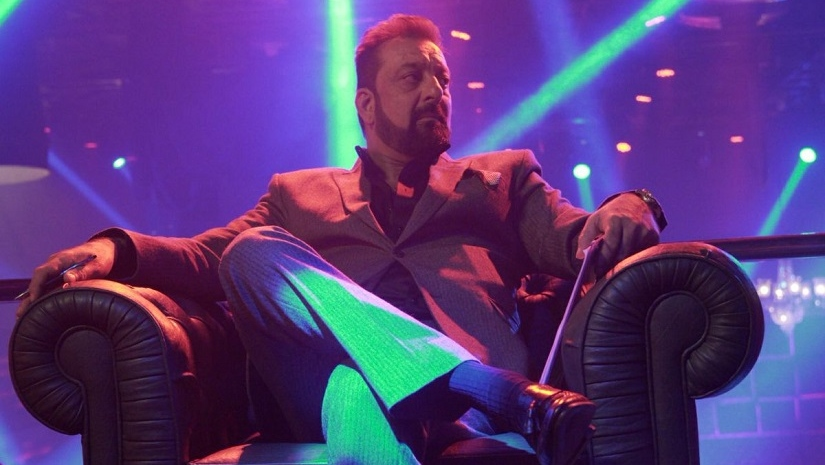 Saheb Biwi Aur Gangsters new song Baba Is Back features Sanjay Dutt as a thug with swag