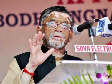 Union minister Santosh Gangwar says no dearth of jobs but north Indian candidates lack qualifications