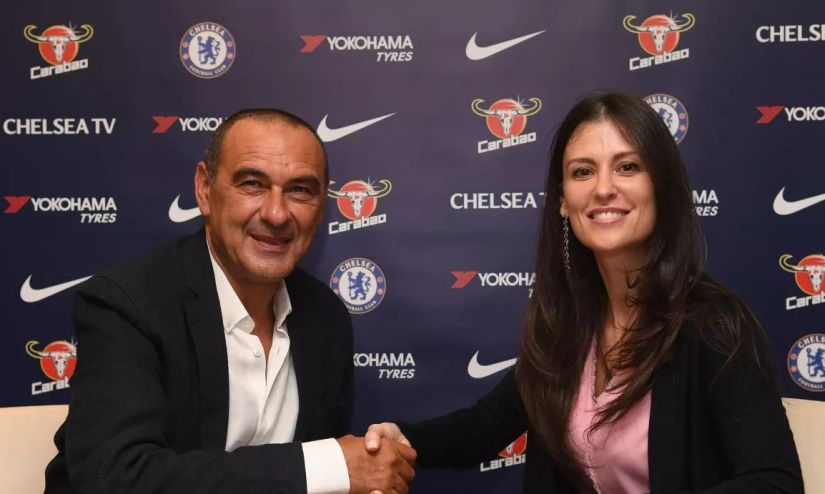Maurizio Sarri named as new Chelsea manager is owner Roman Abramovichs latest gamble in quest for perfect football