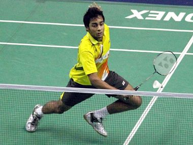 Russia Open badminton Sourabh Verma Rituparna Das enter prequarters Ajay Jayaram bows out in 2nd round