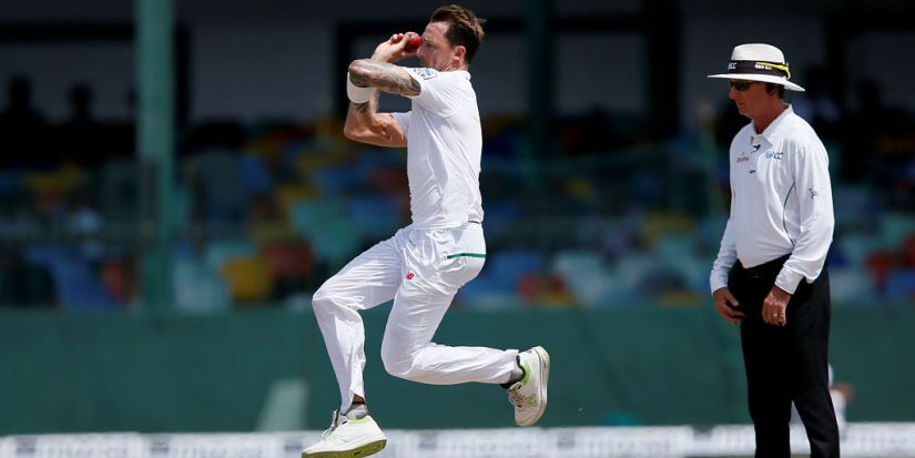 Dale Steyn feels the gap between bat and ball is making fast bowling a dying skill. Reuters
