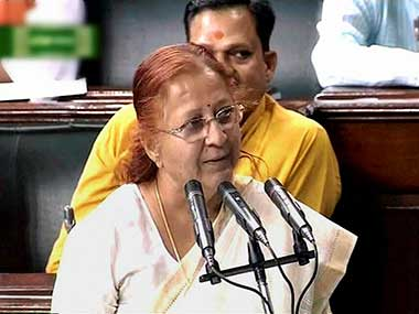 Monsoon Session of Parliament Noconfidence motion moved against Centre admitted by Lok Sabha Speaker