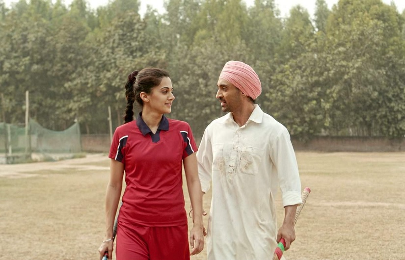 Soorma star Taapsee Pannu says I would like to have the same kind of filmography as Jennifer Lawrence