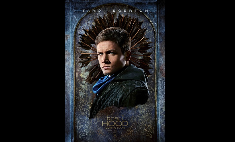 Robin Hood trailer Actionpacked retelling of a classic tale stars Taron Egerton and Jamie Foxx