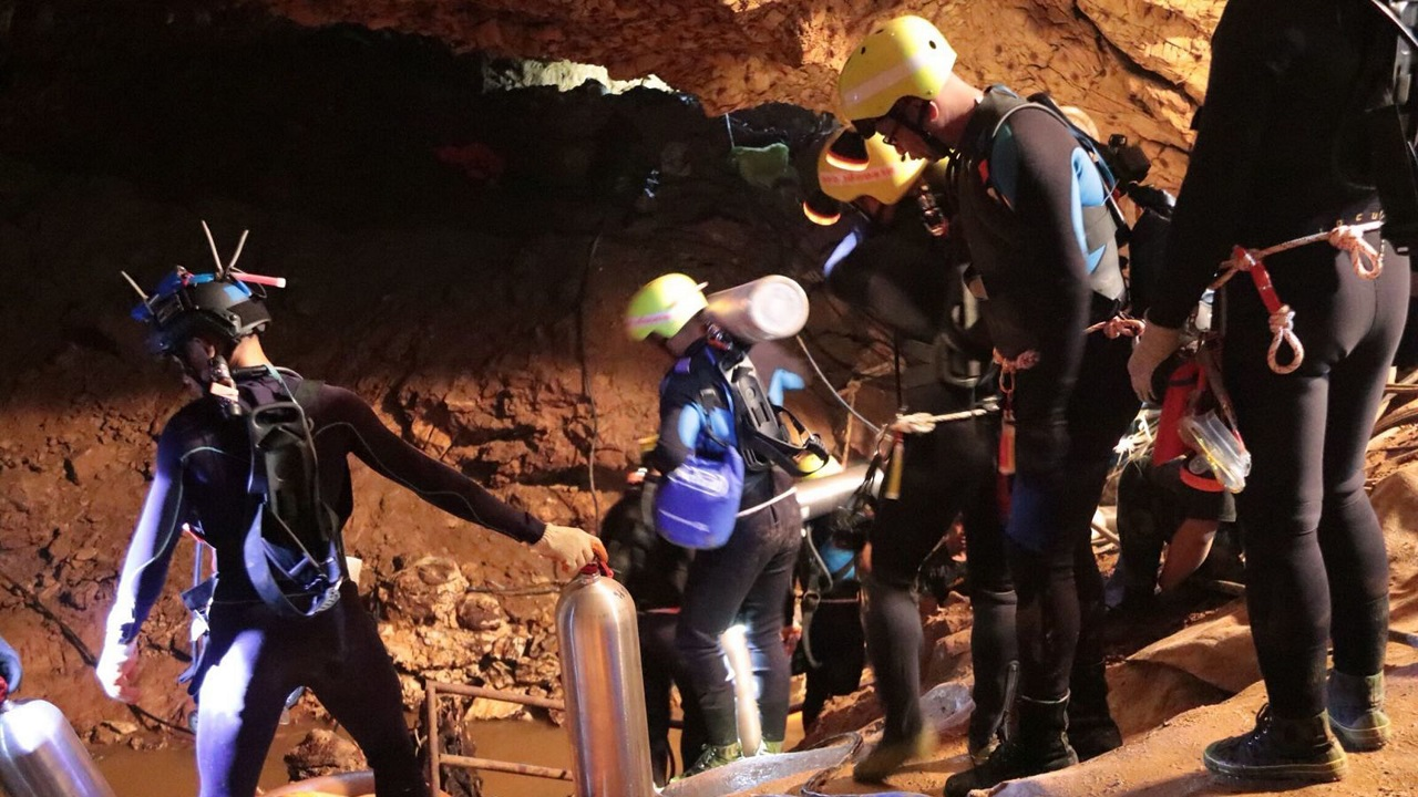 Thai cave rescue operation With two Hollywood films in works hourlong documentary to air on 20 July