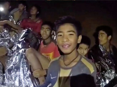 Thailand cave rescue Wild Boars boys and football coach to be discharged from hospital today a day ahead of schedule
