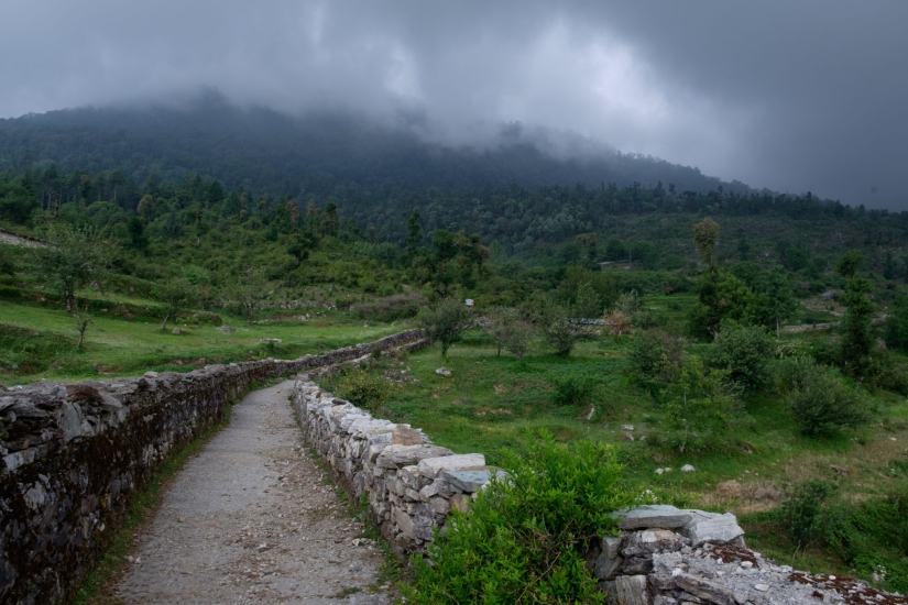 The reDiscovery Project Bidding goodbye to Uttarakhand with a visit to Landour and the Goat Village