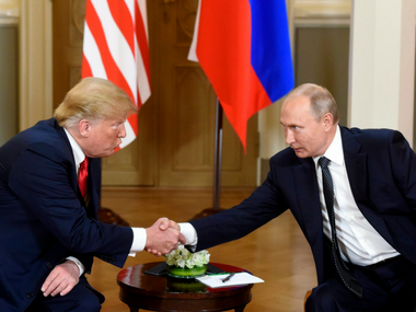 TrumpPutin summit in Helsinki US President questions intelligence agencies not Putin on Russia meddling in 2016 US elections