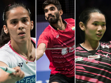 Highlights World Badminton Championships 2018 Saina Srikanth Ashwini Satwiksairaj shine in mixed day for Indians