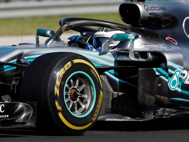 Hungarian Grand Prix It hurts to be called Lewis Hamiltons wingman says Mercedes Valtteri Bottas