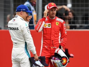 German Grand Prix Mercedes concerned by Ferraris surge in power output after Sebastian Vettel storms to pole