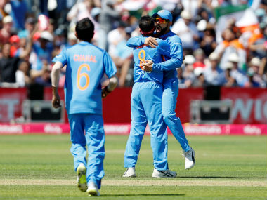 File image of Indian cricket team. Reuters