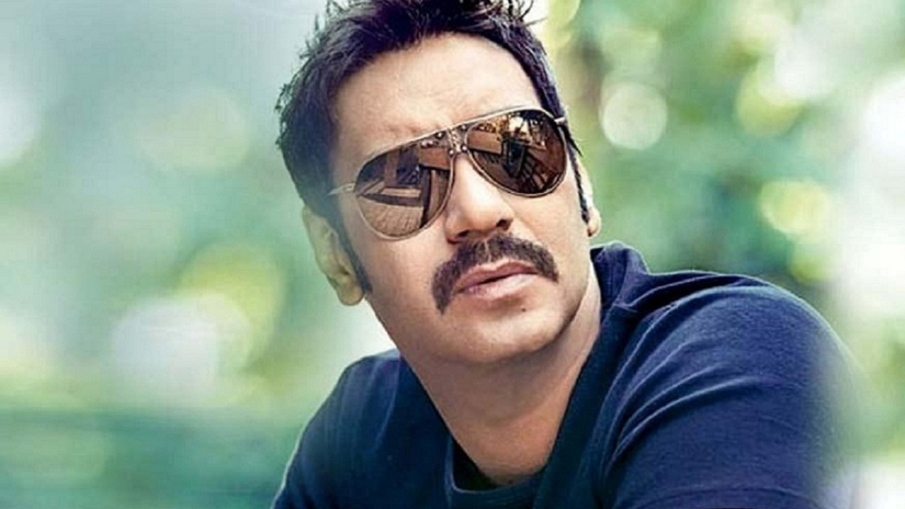 Ajay Devgn to play IAF Wing Commander Vijay Karnik in TSeries war film Bhuj The Pride Of India