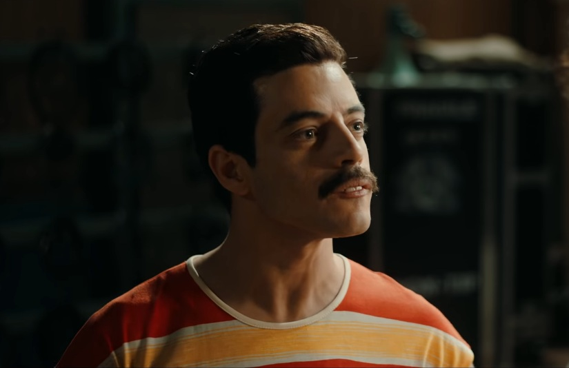 Bohemian Rhapsody new trailer traces Queens meteoric rise to fame Freddie Mercurys private life