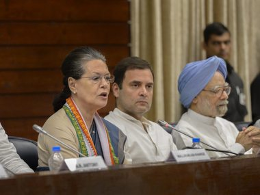Congress Working Committee meet stresses on outreach to allies Rahul Gandhi must rein in delusions of grandeur