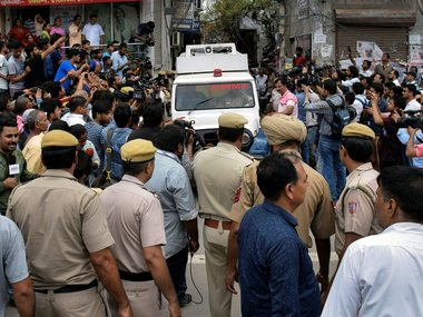 11 of a family found dead in Delhi Among deceased was IT firm employee who recently got engaged