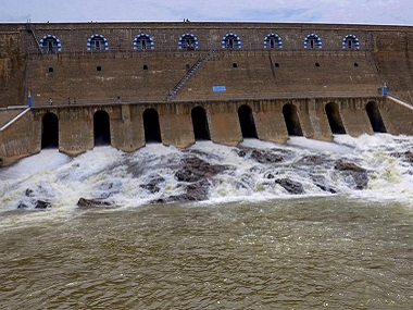 Flood alerts issued in 12 Tamil Nadu districts after Stanley Reservoir in Mettur reaches capacity for first time in five years