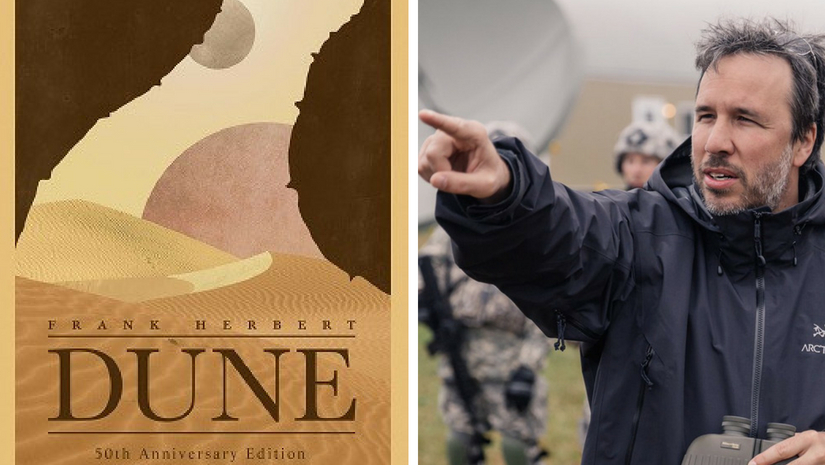 Denis Villeneuves adaptation of Dune to cover only first half of Frank Herberts 1965 scifi novel