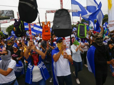 Brazilian student 3 others killed in Nicaragua amid unrest US calls on Daniel Ortega government to end violence