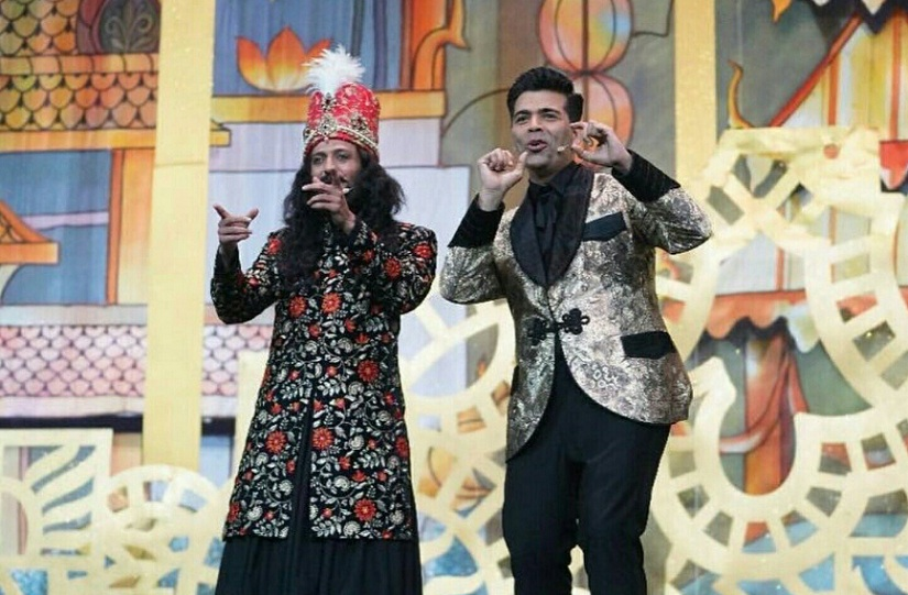 Karan Johar revives nepotism debate at IIFA 2018 says all star kids he launched had to audition for their parts