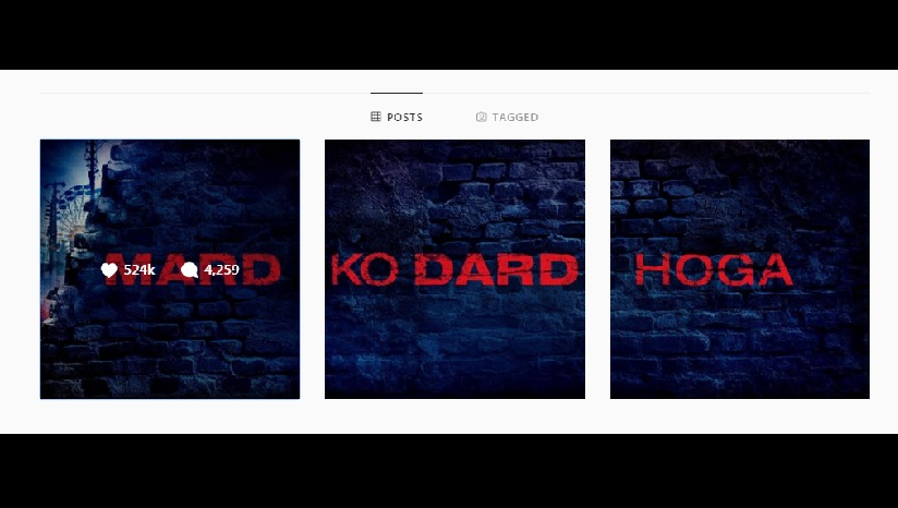 Rajkummar Rao hints at Stree trailer release on 26 July posts O Stree Kal Aaana on Instagram