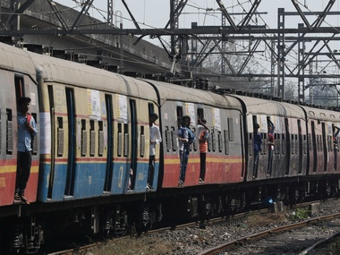 50yearold woman in Mumbai dies after slipping into gap between local train and platform at Borivali station
