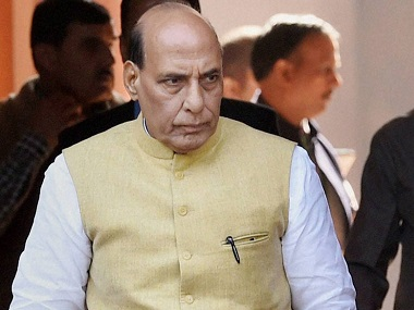 Rajnath Singh says there should be no politics over NRC as it is an issue of national interest