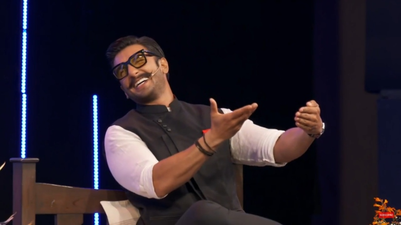 Ranveer Singh Sandhguru converse about football entertainment and purpose of life at IIM Bangalore