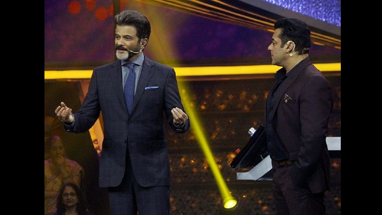 Salman Khan on Race 3 costar Anil Kapoor One of the most generous actors Ive worked with