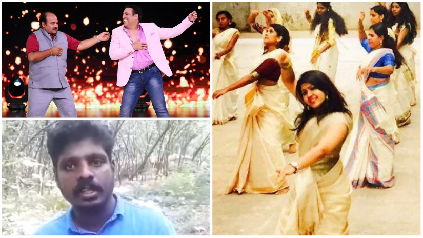 From singer Rakesh Unni to the Dancing Uncle social media is helping uncover Indias secret superstars