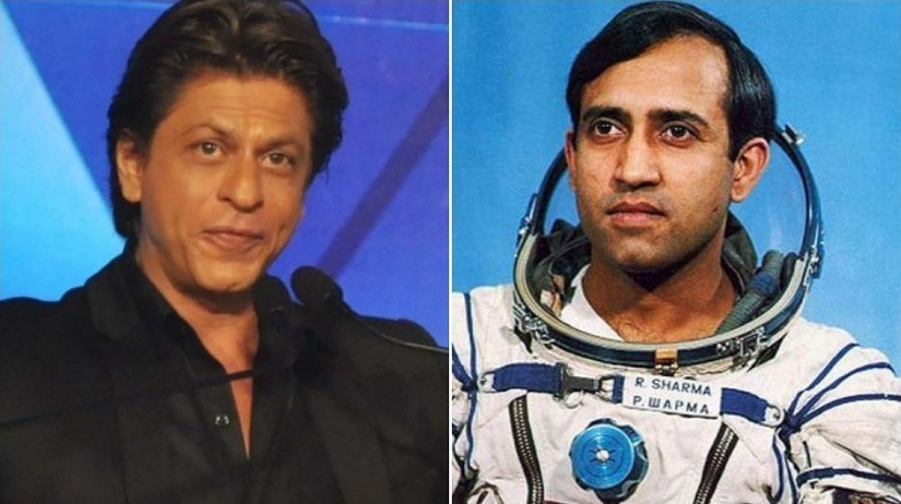Shah Rukh Khan to begin shooting for Rakesh Sharma biopic reportedly titled Saare Jahaan Se Achcha in February 2019