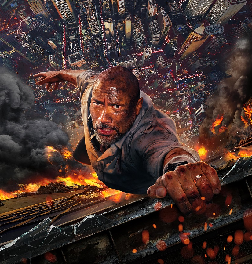 Skyscraper movie review This homage to Die Hard has The Rock playing onenote hero