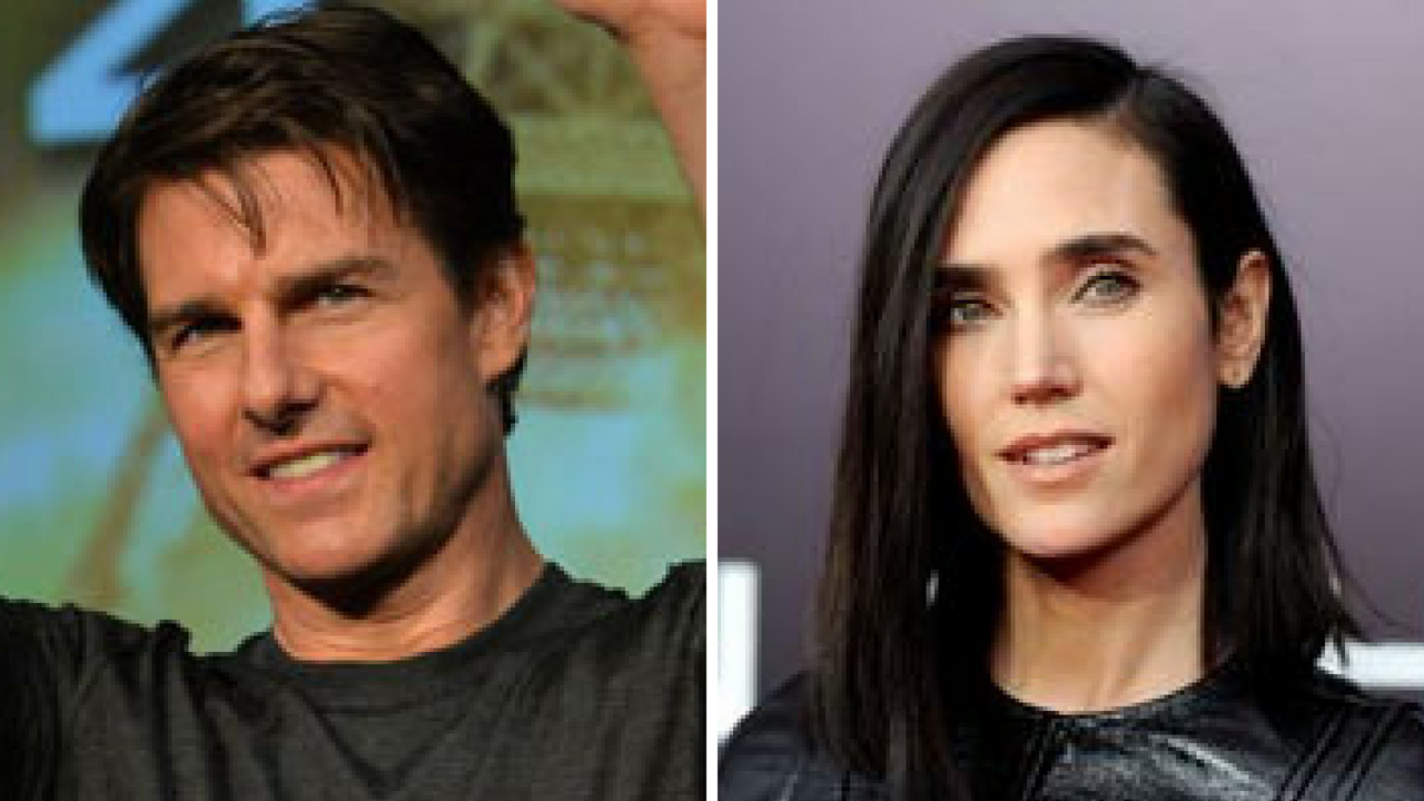 Tom Cruise says Top Gun Maverick costar Jennifer Connelly is a great actress perfect for the film