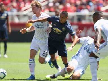 Manchester United winless in North American preseason tour after being held by San Jose Earthquakes
