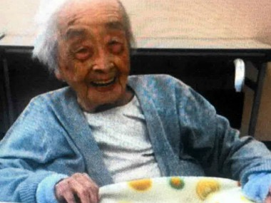 Worlds oldest person Chiyo Miyaki dies in Japan at 117 family remembers her as a chatty person who enjoyed sushi