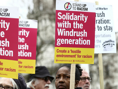 Windrush immigration scandal 93 Indians among Commonwealth nationals caught up in row over UK citizenship rights